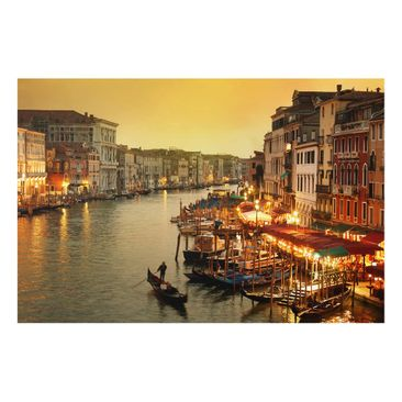 Product picture Glass Print - Grand Canal of Venice -...