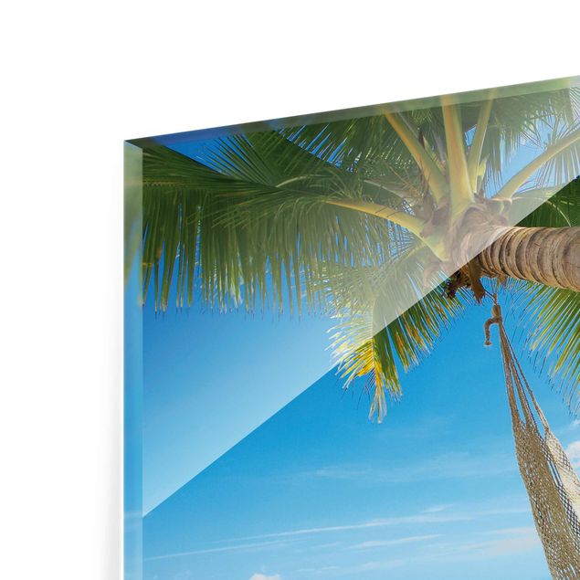 Produktfoto Glasbild - Relaxing Day - Quer 2:3