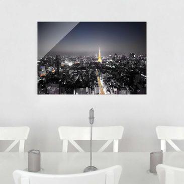 Produktfoto Glasbild - Tokio - Quer 2:3