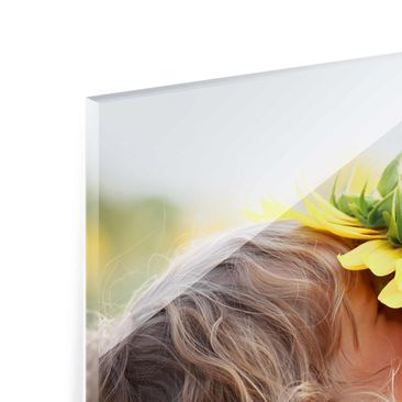 Product picture Print your Photo - Your Picture on Glass...