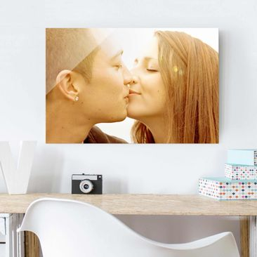 Produktfoto Print your Photo - Your Picture on Glass...