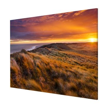 Product picture Magnetic Board - Sunrise On The Beach On...