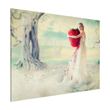 Product picture Magnetic Board - Strawberry Princess -...