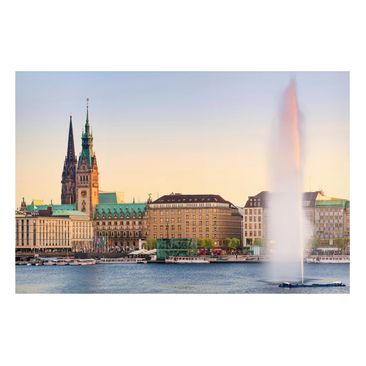 Product picture Magnetic Board - Alster - Landscape...