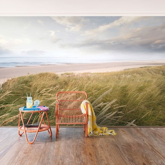 Produktfoto Strand Fototapete selbstklebend -...