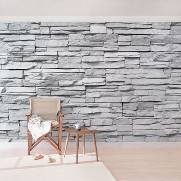 Produktfoto Photo Wall Mural Ashlar Masonry