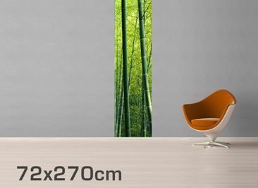 Product picture Photo Wall Mural Bamboo Forest