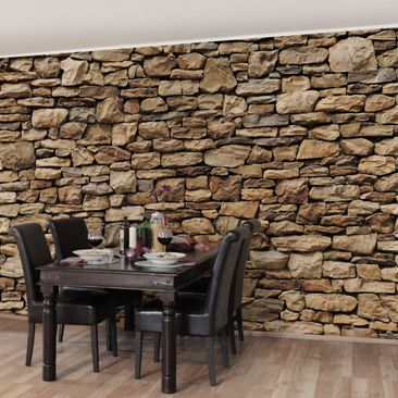 Product picture Photo Wall Mural American Stonewall