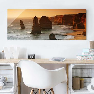 Product picture Print on Glass - The Twelve Apostles Of...