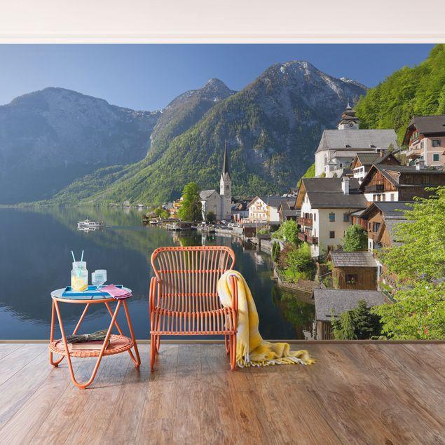 Produktfoto Fototapete Berge selbstklebend -...