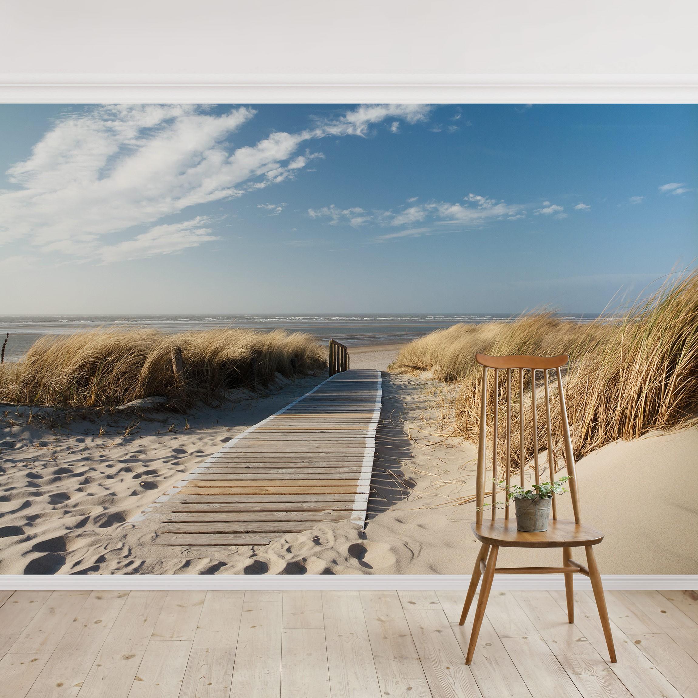 Fototapete Strand Ostsee : strand fototapete selbstklebend ostsee strand ~ Frokenaadalensverden.com Haus und Dekorationen