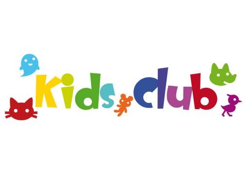 Produktfoto Fensterfolie - Fenstersticker No.IS22 Kids Club - Fensterbilder