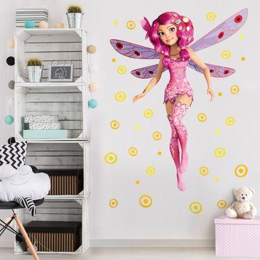 Produktfoto Wandtattoo Kinderzimmer Mia and Me -...