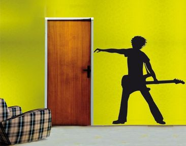 Produktfoto Wall Decal No.CA8 The Guitarist