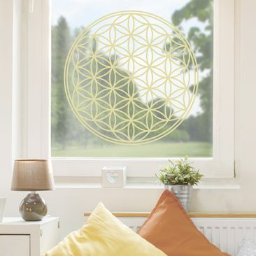 Product picture Window Sticker Flower of Life