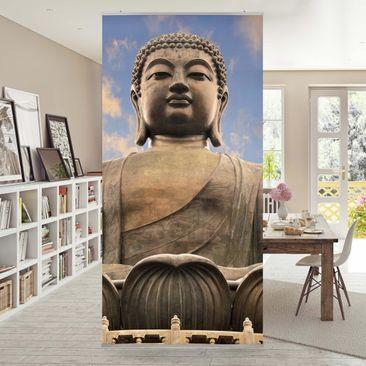 Produktfoto Raumteiler - Großer Buddha 250x120cm