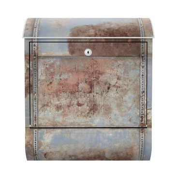 Product picture Design Letter Box Shabby Industrial...