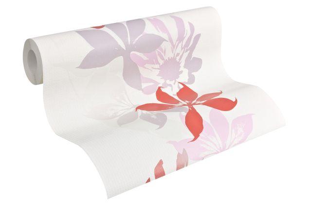 Produktfoto Esprit Tapete - Lakeside Beige Rot Grau - mit Struktur - Esprit Home 10