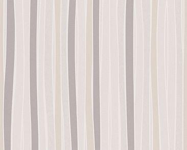 Immagine del prodotto Carta da parati a strisce Esprit - Deep Summer Marrone Crema - Con struttura - Esprit Home 11