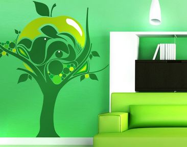 Produktfoto Wall Decal No.TA44 Apple Tree