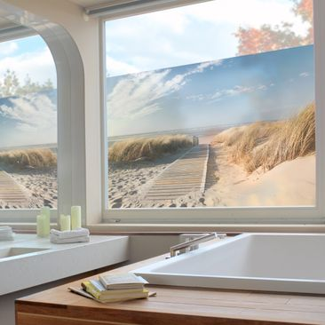 Product picture Window Mural Baltic beach