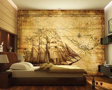 "Produktfoto Photo wall mural no.62 ""GRAND EXPLORER""..."