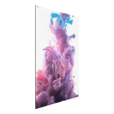 Immagine del prodotto Stampa su alluminio - Abstract flowing color effect - Verticale 3:2