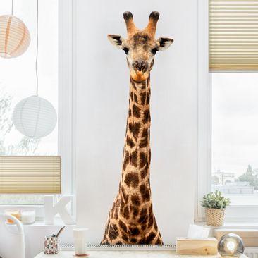 Immagine del prodotto Adesivo murale Giraffe head