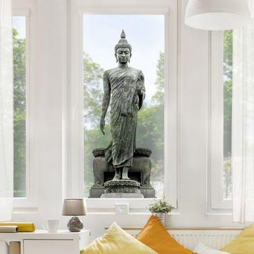 Immagine del prodotto Adesivi da finestra Buddha Statue