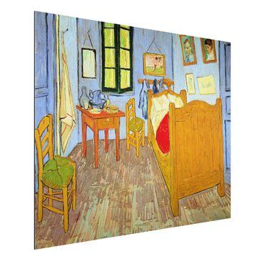 Immagine del prodotto Stampa su alluminio - Vincent van Gogh - La Camera di Vincent ad Arles - Post-Impressionismo - Orizzontale 3:4