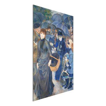 Immagine del prodotto Stampa su alluminio - Auguste Renoir - Gli Ombrelli - Impressionismo - Verticale 3:2