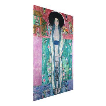 Produktfoto Alu-Dibond - Kunstdruck Gustav Klimt -...