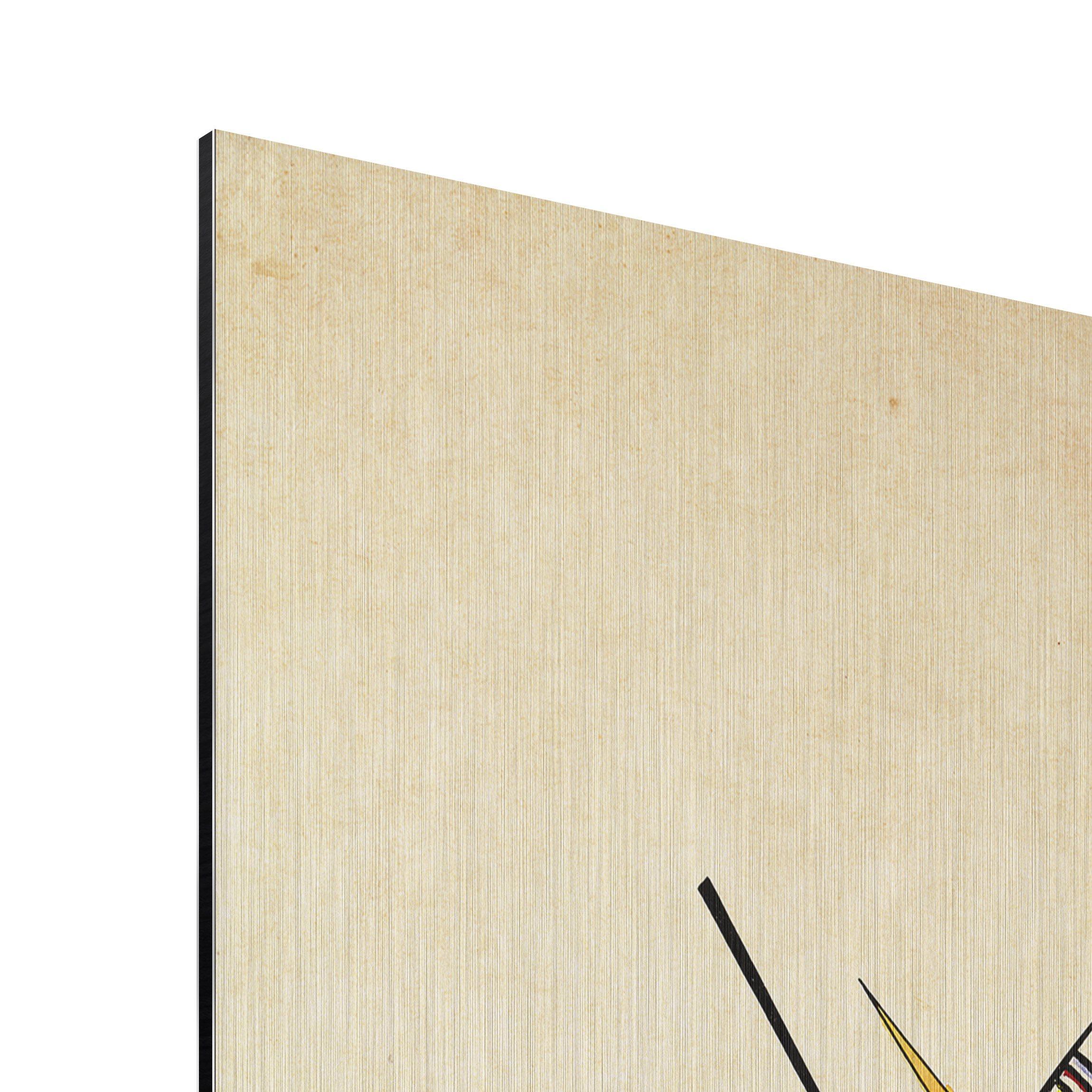 alu dibond geb rstet kunstdruck wassily kandinsky jahresgabe f r die kandinsky gesellschaft. Black Bedroom Furniture Sets. Home Design Ideas