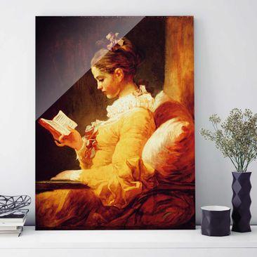Immagine del prodotto Stampa su vetro - Jean Honoré Fragonard...