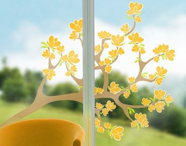 Produktfoto Window Sticker No.IS30 Magnolia