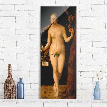 Immagine del prodotto Quadro su vetro - Albrecht Dürer - Eva - Pannello