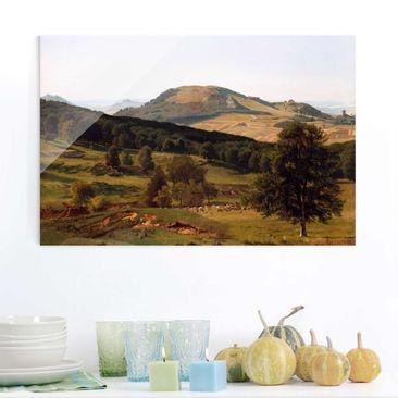 Immagine del prodotto Stampa su vetro - Albert Bierstadt -...