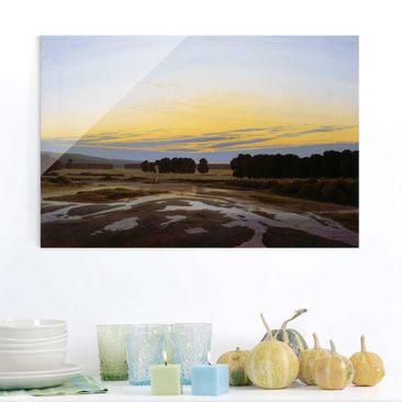 Product picture Print on Glass - Caspar David Friedrich...