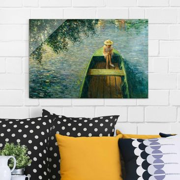 Product picture Print on Glass - Henri Lebasque - By...