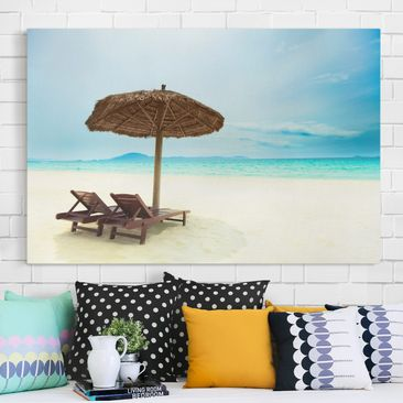 Produktfoto Leinwandbild - Beach of Dreams - Quer...
