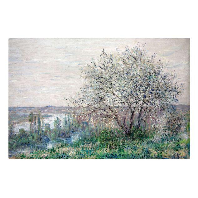 Produktfoto Leinwanddruck Claude Monet - Gemälde...