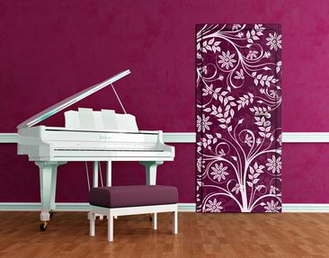 Product picture Door Wall Mural The 12 Muses - Mneme