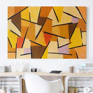 Produktfoto Leinwandbild - Paul Klee -...