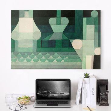 Immagine del prodotto Stampa su tela - Paul Klee - Locks - Orizzontale 2:3