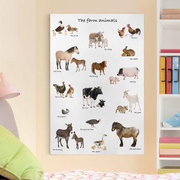 Kinderbilder für Jungs & Mädchen | Bilder für Kinderzimmer ...