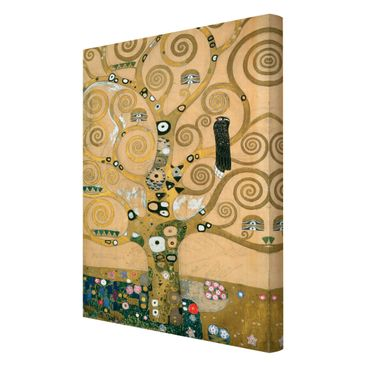 Product picture Canvas Art - Gustav Klimt - The Tree of...