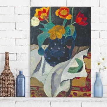 Product picture Canvas Art - Paula Modersohn-Becker -...