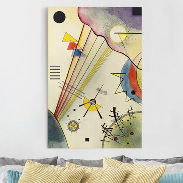 Immagine del prodotto Stampa su tela Wassily Kandinsky - Distinto Connection - Verticale 3:2