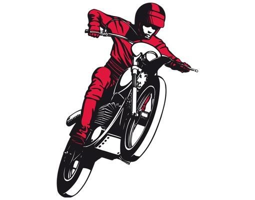 Produktfoto Wandtattoo No.IS49 Motocross