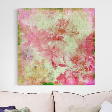 Product picture Canvas Art - Forgotten Beauty III -...
